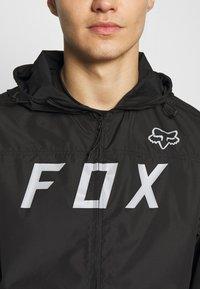 Fox Racing - MOTH - Windbreaker - black/grey - 4