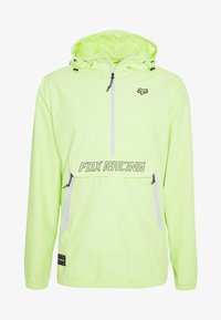 Fox Racing - SAVAGE ANORAK JACKET - Veste coupe-vent - neon green - 3