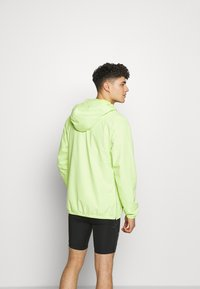 Fox Racing - SAVAGE ANORAK JACKET - Veste coupe-vent - neon green - 2