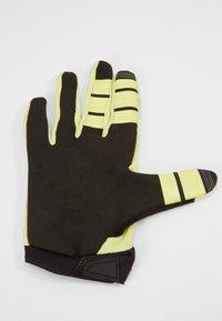 Fox Racing - RANGER GLOVE - Fingerhandschuh - sulphur - 0