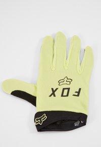 Fox Racing - RANGER GLOVE - Handsker - sulphur - 1