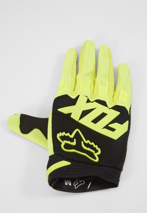 DIRTPAW GLOVE - Fingerhandschuh - fluorescent yellow