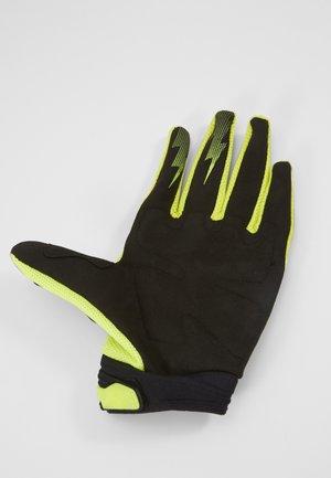 DIRTPAW GLOVE - Hansker - fluorescent yellow