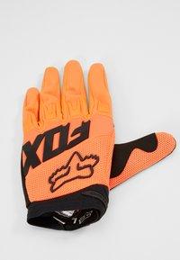 Fox Racing - DIRTPAW GLOVE - Fingerhandschuh - fluorescent orange - 1