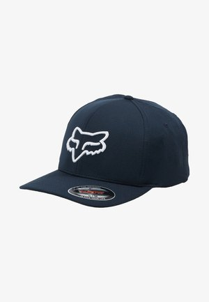 LITHOTYPE FLEXFIT HAT - Cap - navy/white