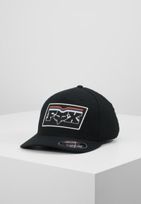 Fox Racing - FAR OUT FLEXFIT HAT - Cap - black - 0