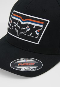 Fox Racing - FAR OUT FLEXFIT HAT - Cap - black - 5