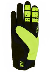 Fox Racing - FLEXAIR GLOVE LUNAR - Fingerhandschuh - day glow yellow - 3