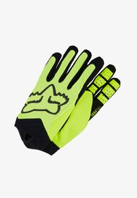 Fox Racing - FLEXAIR GLOVE LUNAR - Fingerhandschuh - day glow yellow - 1