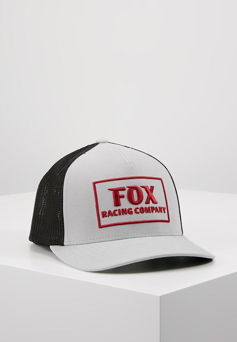 Fox Racing - HEATER SNAPBACK HAT - Cap - steel grey