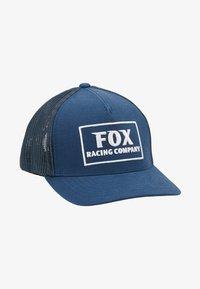 Fox Racing - HEATER SNAPBACK HAT - Kšiltovka - navy - 5