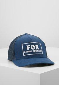 Fox Racing - HEATER SNAPBACK HAT - Kšiltovka - navy - 0