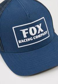 Fox Racing - HEATER SNAPBACK HAT - Kšiltovka - navy - 6