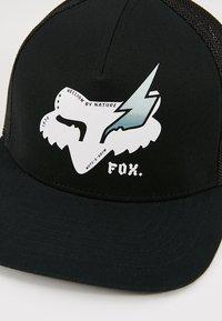 Fox Racing - HELLION FLEXFIT HAT - Cap - black - 6