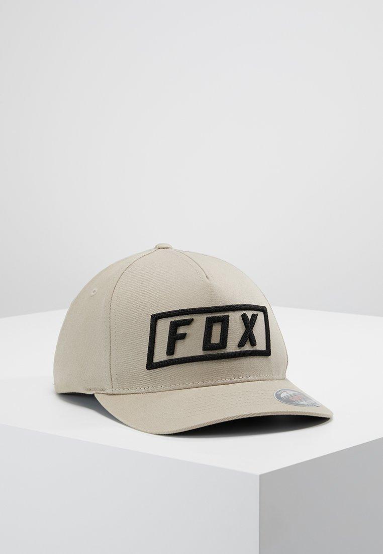 Fox Racing - BOXER FLEXFIT HAT - Kšiltovka - sand