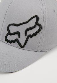 Fox Racing - FLEXFIT HAT - Cap - grey - 6