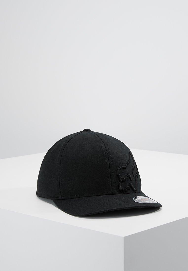 Fox Racing - FLEXFIT HAT - Kšiltovka - black