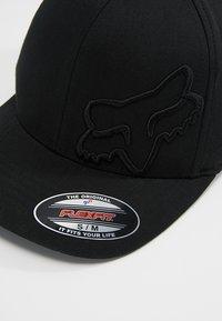 Fox Racing - FLEXFIT HAT - Kšiltovka - black - 6