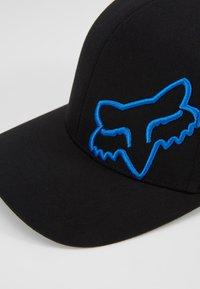 Fox Racing - FLEXFIT HAT - Cap - black/blue - 2