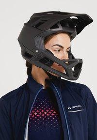 Fox Racing - PROFRAME HELMET - Helm - black - 1