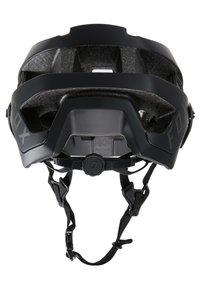 Fox Racing - FLUX HELMET - Helm - black - 3