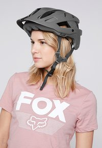 Fox Racing - FLUX HELMET SOLID - Helm - dirt - 1