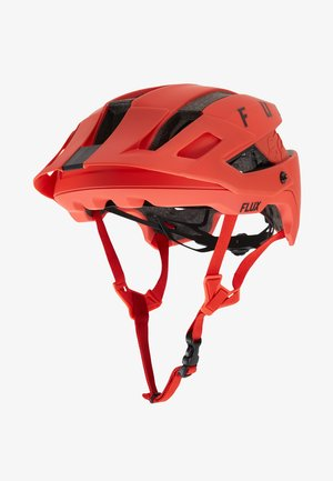 FLUX HELMET SOLID - Casco - orange