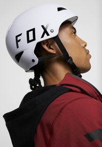 Fox Racing - FLIGHT HELMET - Helmet - white - 0