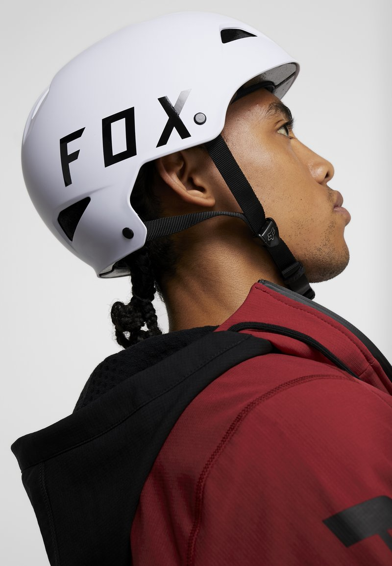 Fox Racing - FLIGHT HELMET - Helmet - white