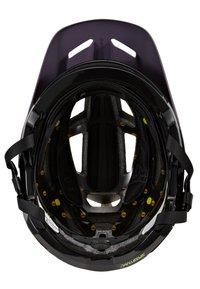 Fox Racing - SPEEDFRAME PRO HELMET - Helm - dark purple - 3