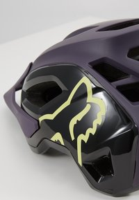 Fox Racing - SPEEDFRAME PRO HELMET - Helm - dark purple - 4