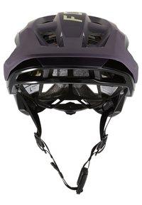 Fox Racing - SPEEDFRAME PRO HELMET - Helm - dark purple - 1