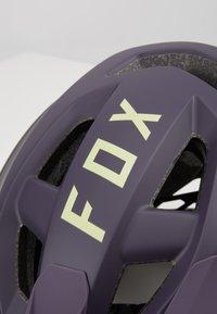 Fox Racing - SPEEDFRAME PRO HELMET - Helm - dark purple - 5