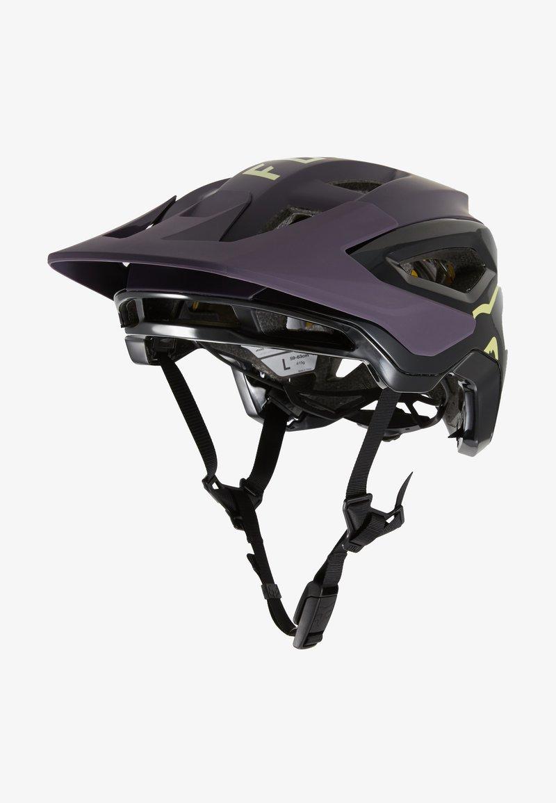 Fox Racing - SPEEDFRAME PRO HELMET - Helm - dark purple