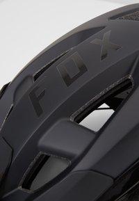 Fox Racing - SPEEDFRAME PRO HELMET - Helm - black - 2