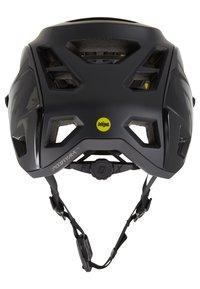 Fox Racing - SPEEDFRAME PRO HELMET - Helm - black - 3