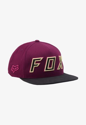 POSESSED SNAPBACK HAT - Cap - dark purple