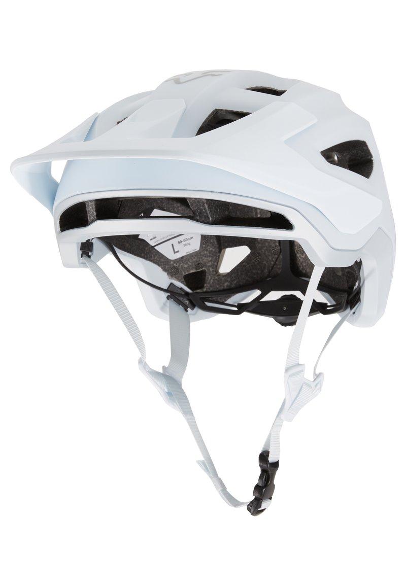 Fox Racing - SPEEDFRAME HELMET WURD - Helm - white