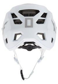 Fox Racing - SPEEDFRAME HELMET WURD - Helm - white - 3