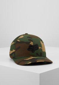 Fox Racing - LEGACY FLEXFIT HAT - Cap - green/black - 0
