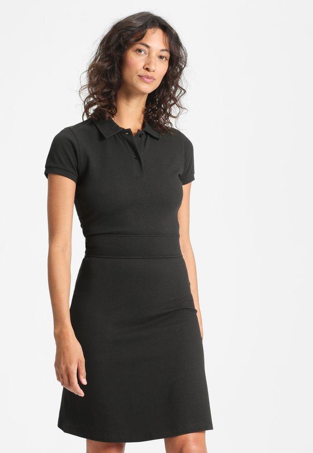 NEMEA - Robe chemise - black