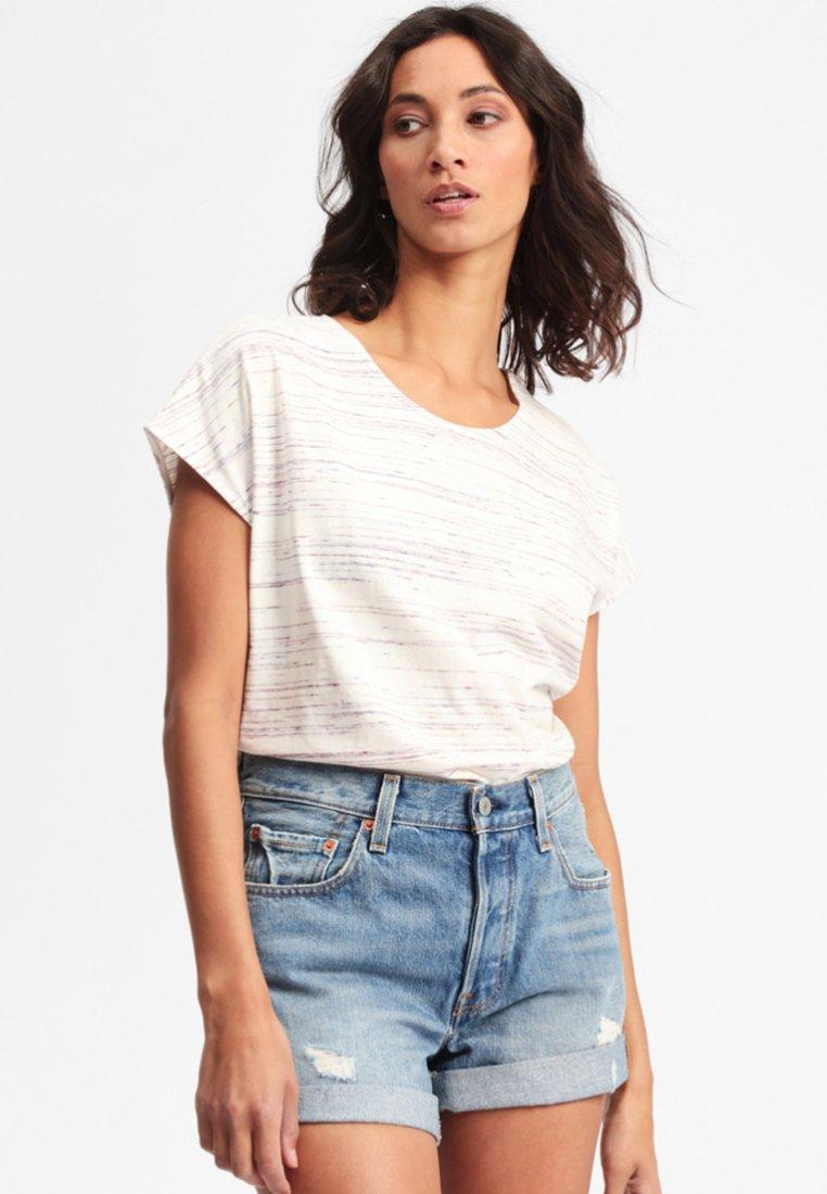Forvert - PIRU - T-Shirt print - white