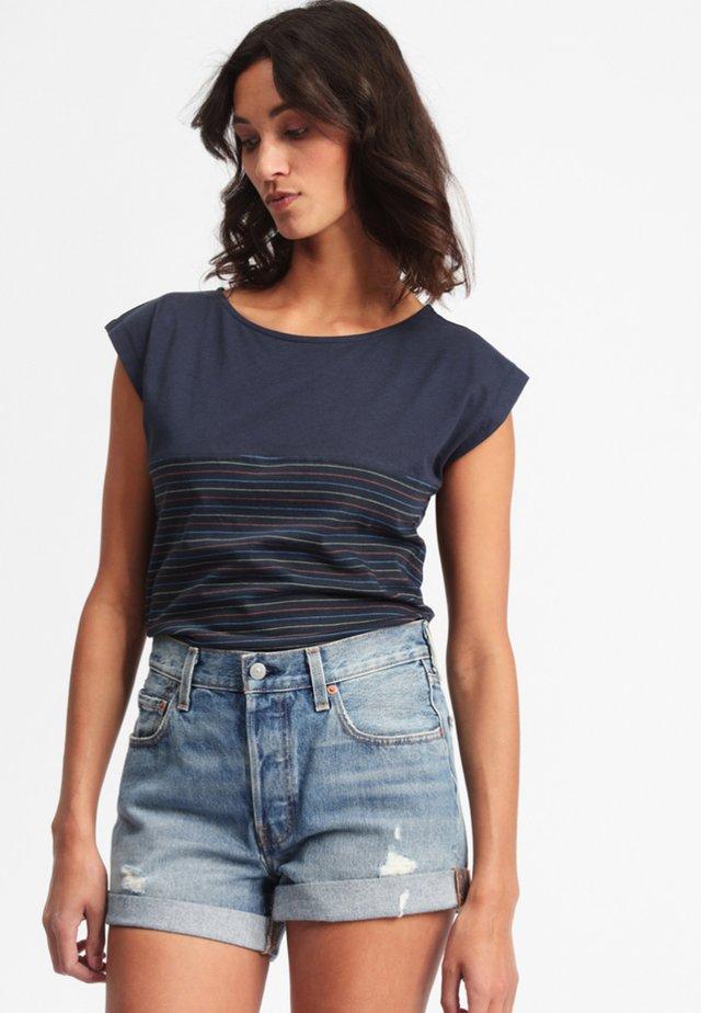 DAMPIT - T-shirt imprimé - dark blue