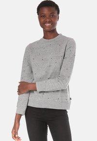 Forvert - SALO  - Sweatshirt - gray - 0