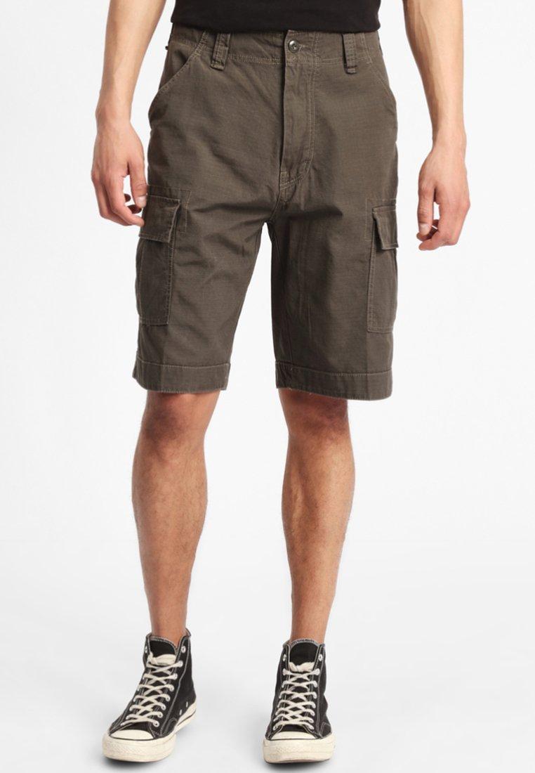 Forvert - KOKAR - Shorts - olive