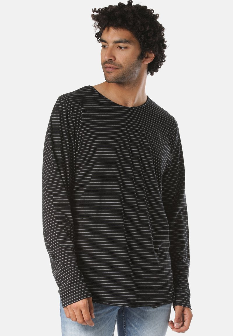 Forvert - LUTAK - Long sleeved top - black