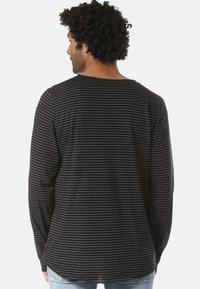 Forvert - LUTAK - Long sleeved top - black - 1