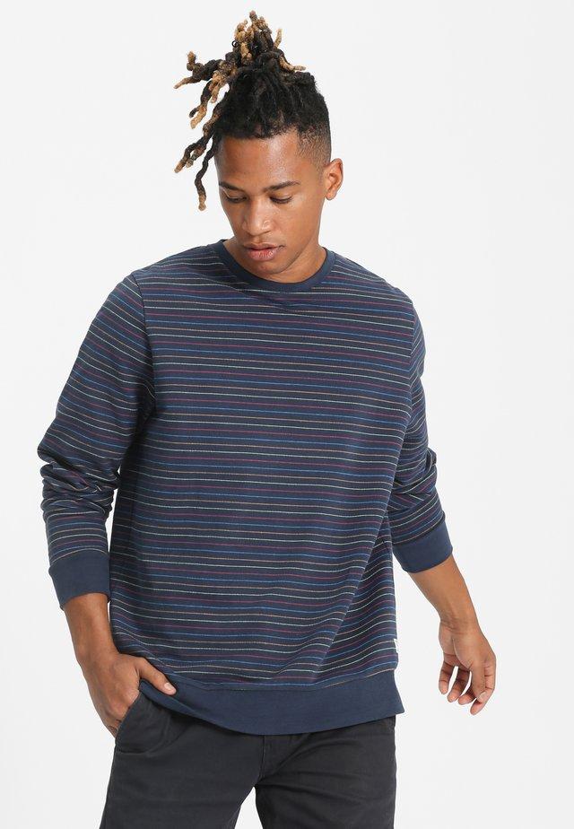 SEBBE - Sweatshirt - navy
