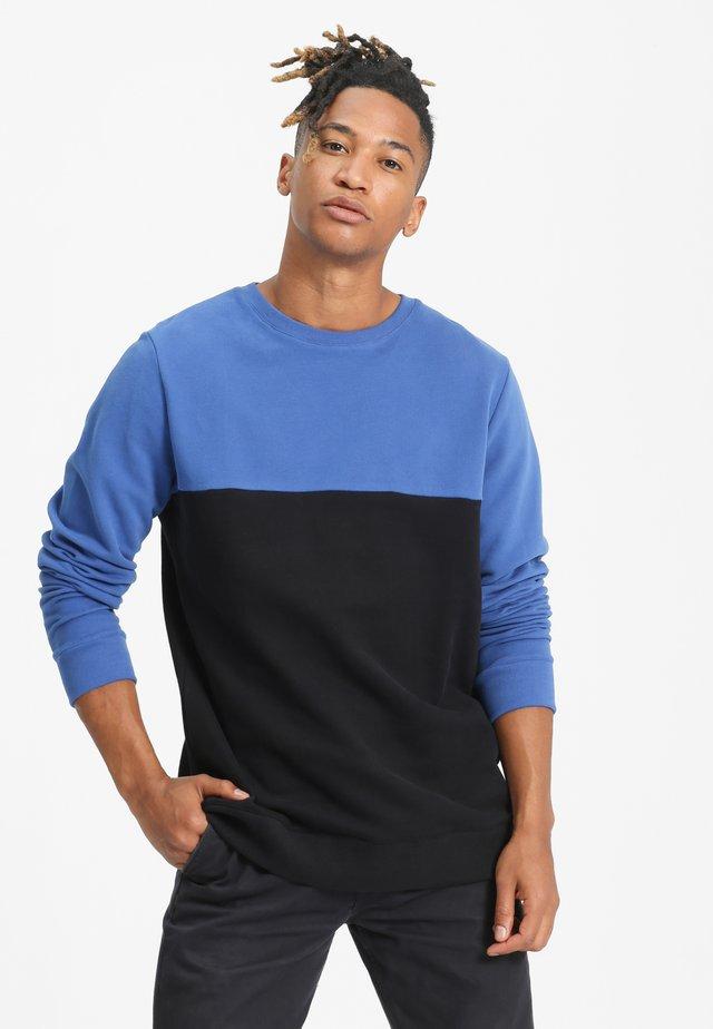RAVI - Sweatshirt - blue/black
