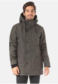 Forvert - Winter coat - green - 0
